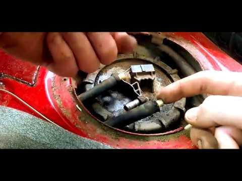 НЕ показывает УРОВЕНЬ топлива.ПРИЧИНЫ.Пассат б4.NOT Showing Fuel LEVEL.REASONS.Passat B4.  #RedWind