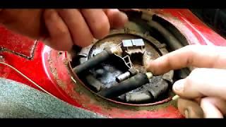 видео Не работает указатель уровня топлива: ремонт стрелки топлива