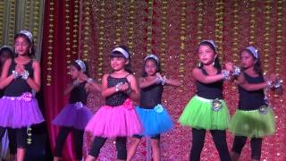 Tere Naina and Cocktail Mix Dance Performance