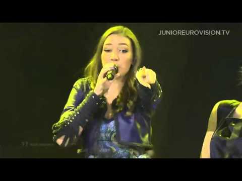 Jana Mirković - Oluja (Montenegro) LIVE Junior Eurovision Song Contest 2015