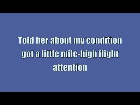 Drunk On a Plane - Dierks Bentley - LYRICS