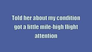 Drunk On a Plane - Dierks Bentley - LYRICS