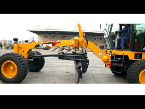 XCMG Road Machinery - The Grader Family