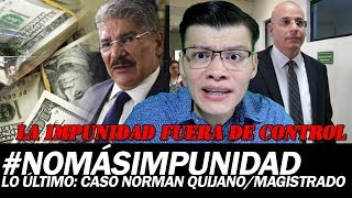 LO ÚLTIMO: CASO NORMAN QUIJANO Y PANDILLAS / MAGISTRADO ESCALANTE - SOY JOSE YOUTUBER