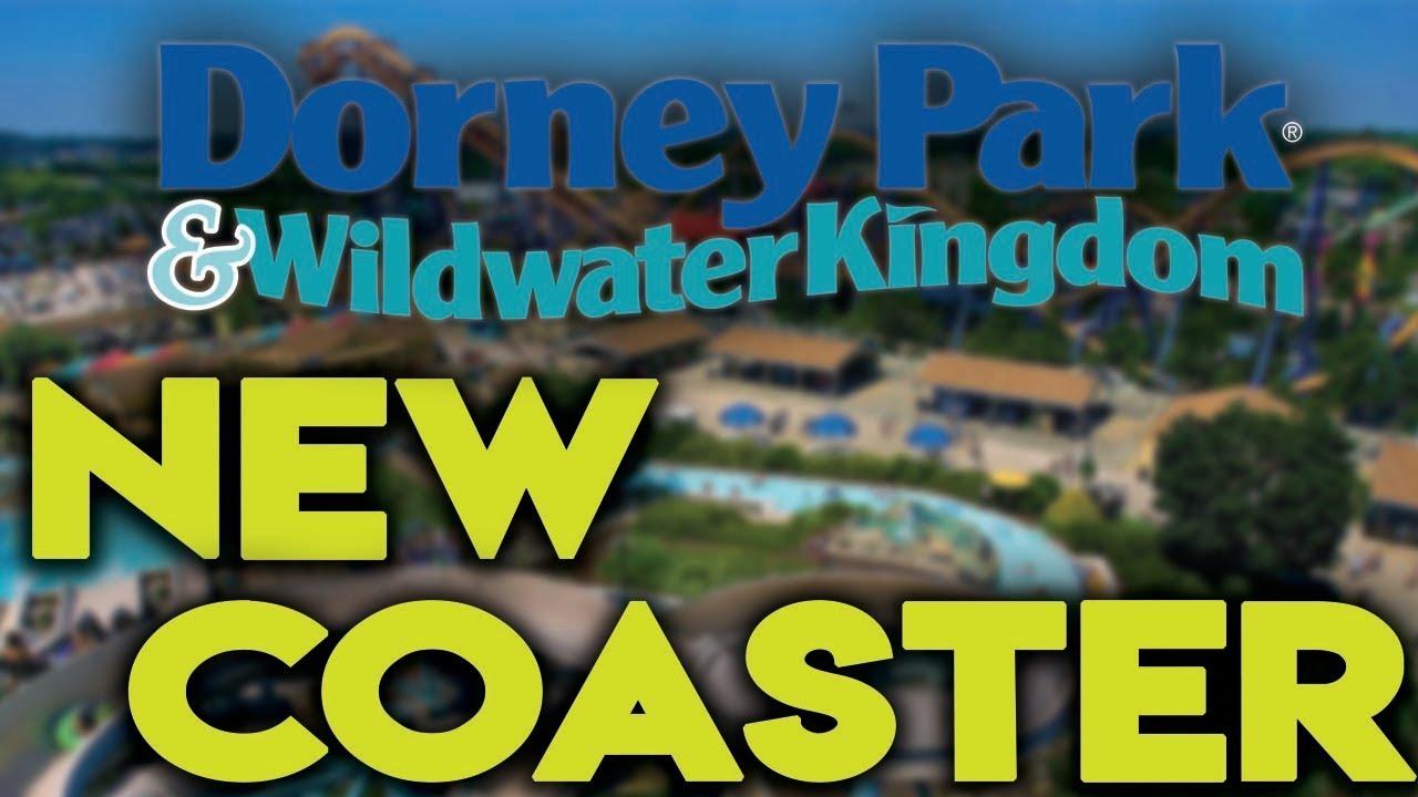 Dorney Park New Coaster 2019