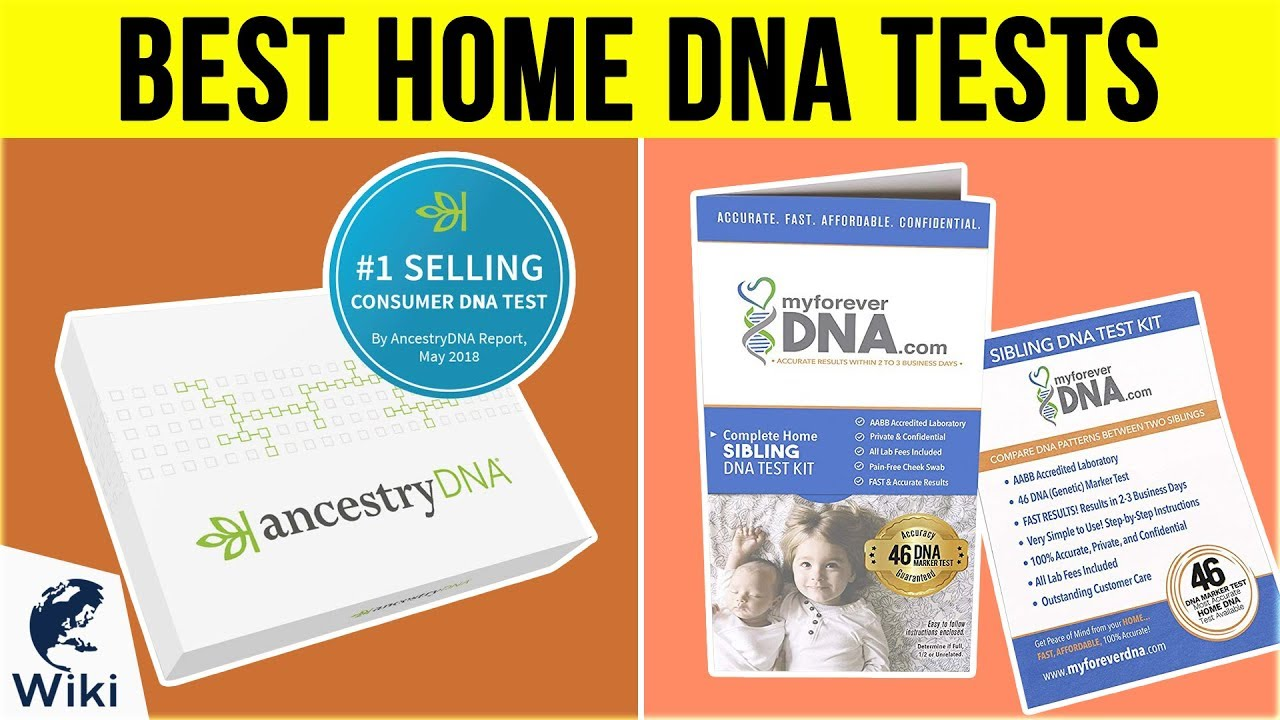 Top 8 Home DNA Tests of 2019 | Video Review