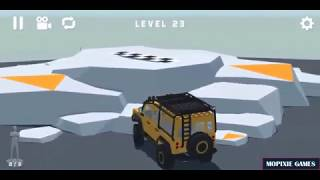 OFFROAD MANIA GAME WALKTHROUGH LEVEL 14-22