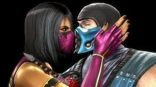 Mortal Kombat Komplete PC Mileena Ladder Playthrough