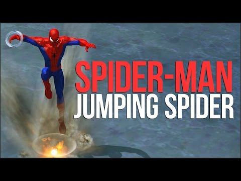 Marvel Heroes 2017 - Spider-Man Jumping Spider Build | Cosmic Trial + Cosmic Ultron Terminal