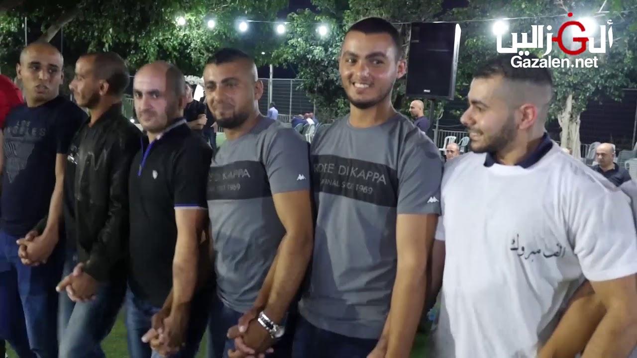 أشرف ابو الليل محمود السويطي أفراح ال الحج ابراهيم حفلة محمد وخالد