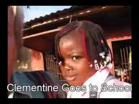 Clementine Goes to School - Togo West Africa