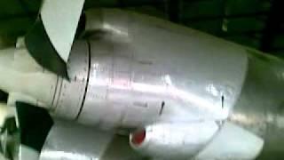 Museu Aeroespacial 2009 - Lockheed Electra II PP-VJM VARIG