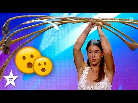 Unbelievable Audition On Italy's Got Talent 2020 | Got Talent Global