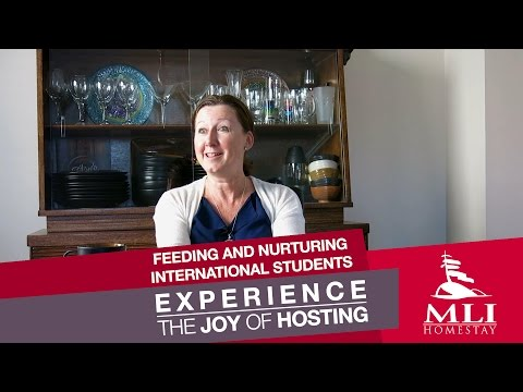 MLI Host Family Experience – Feeding a...