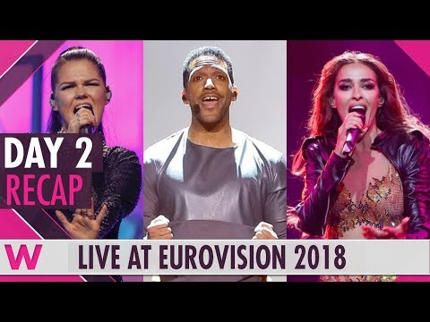 Eurovision 2018: First rehearsals winners & losers Day 2 (Review) | wiwibloggs