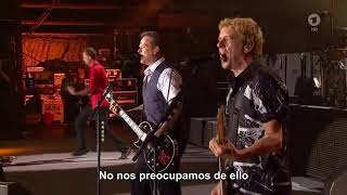 Die Toten Hosen, Bonnie & Clyde, live comp., subtitulado esp.