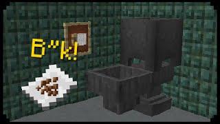 ✔ Minecraft: Tuvalet Nasıl Yapılır?