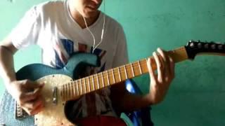 Baixar vox dei a donde ire cover by jonatan silva guitars