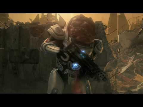 Mass Effect 2 - Cinematic Trailer Deutsch