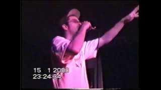 Samy Deluxe, David P. & Raptile (Januar 2000!!!)  - Kirchlengern Futuristic Freestyle Session 2000
