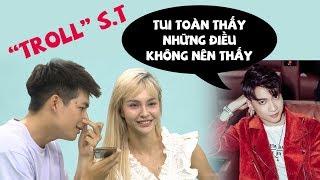 """MLee – Quốc Anh gọi """"troll"""", lại bị S.T Sơn Thạch """"vạch mặt"""" tật xấu"""