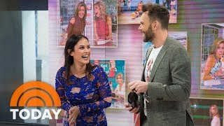 Highlights Of Joel McHale's Feud With Donnadorable | TODAY