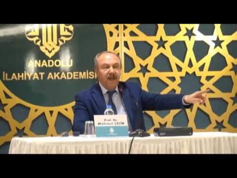 Prof.Dr.Mehmet ÇELİK