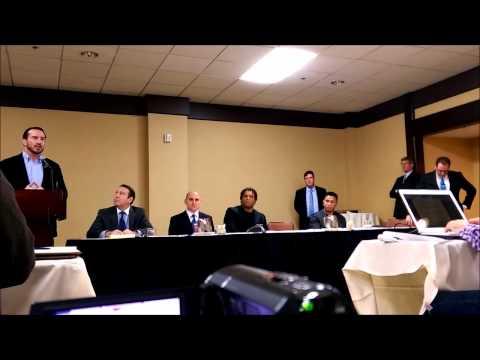 5150 Exclusive - UFC Class Action Lawsuit Press Conference