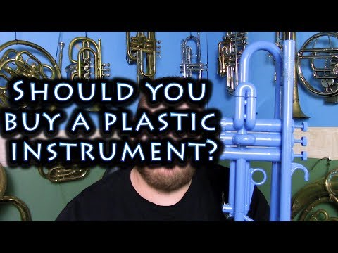 Should You Buy a Plastic Instrument?