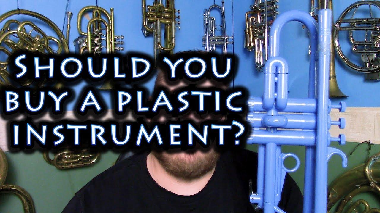 Should You Buy a Plastic Instrument?