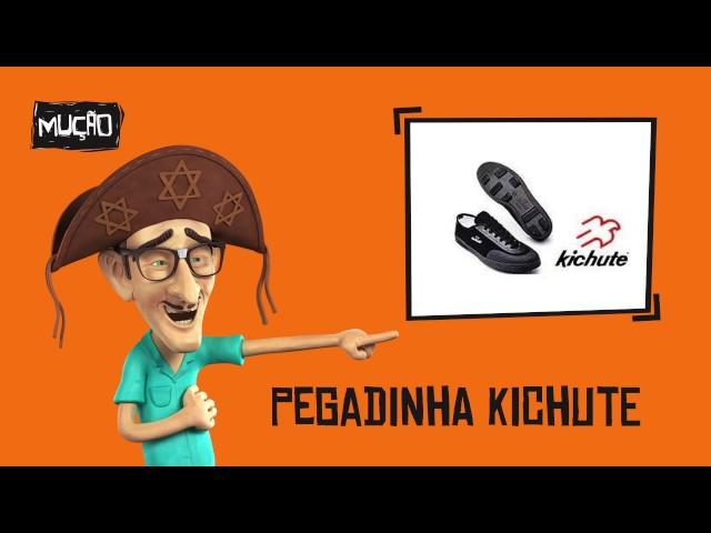 Pegadinha do Mução  Kichute
