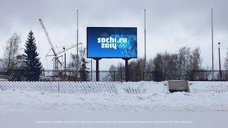 Светодиодный экран, г. Чебоксары, ДжиТи Лайт(В начале февраля 2014 года компания «ДжиТи Лайт» произвела установку светодиодного экрана собственного..., 2014-03-11T05:06:35.000Z)