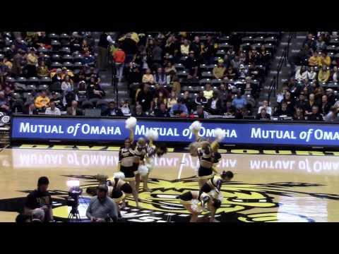 Wichita State Dance Pom 2017