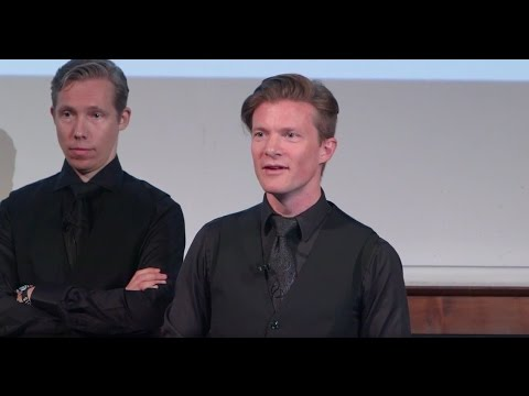 THINK 2015: The Triumph of Capitalism - Johan Norberg and Henrik Jönsson