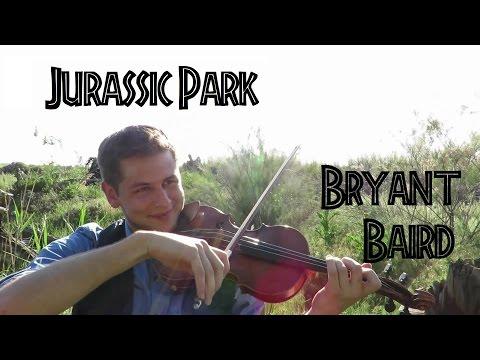 Jurassic World Theme Music - Bryant Baird (Violin Cover)