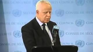 ندوة صحفية لمحمد لوليشكي ممثل المغرب لدى الأمم المتحدة 2017 Video