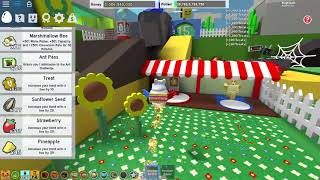 | First Roblox Video!vl |4 l10 bees | TheGaming King |