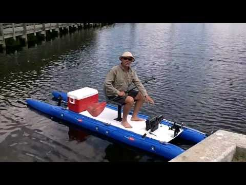 Build Your Own Pontoon Boat in addition Homemade Kayak Trailer Boat ...
