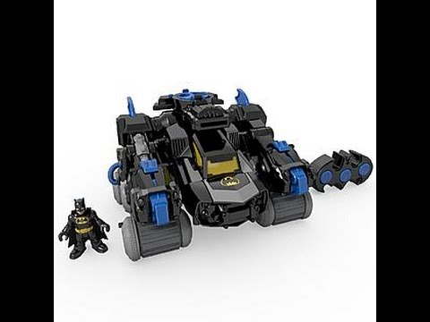 juguete imaginext dc super friends rc bat bot juguetes infantiles