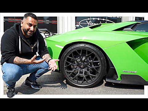 First World Lamborghini Problems