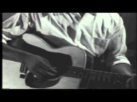 Big Bill Broonzy - Trouble In Mind - Live