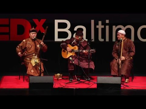 Tuvan Throat Singing | Alash | TEDxBaltimore