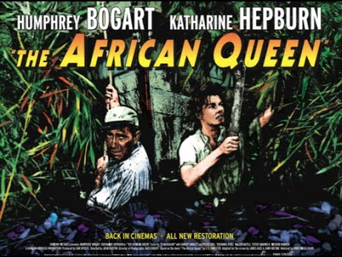 The African Queen is listed (or ranked) 7 on the list The Best Humphrey Bogart Movies