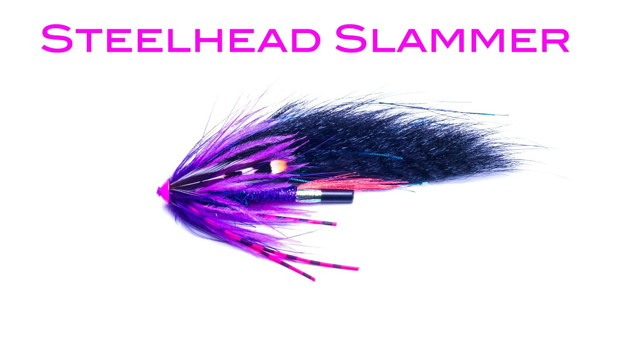Fly Tying Steelhead Sl...