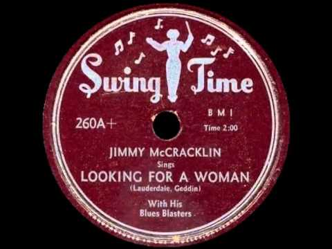 Jimmy McCracklin - Looking For A Woman