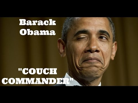 Whitehouse| Obama Posts Funny Spoof Retirement Video| Couch Commander|TrendsOnFire