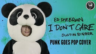 Ed Sheeran & Justin Bieber - I Don't Care [Band: A War Within] (Punk Goes Pop Cover)