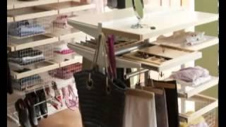 Shelving Organisation - Elfa Freestanding