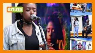 1O OVER 1O   Soulful Aneya with a live performance on the 10