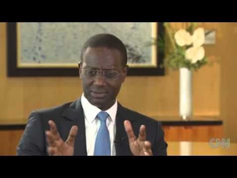 Tidjane Thiam: The African politician who conquered big business- CNN